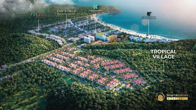 SmartRealtors là đại lý phân phối chính thức dự án Sun Tropical Village - Ảnh 2.