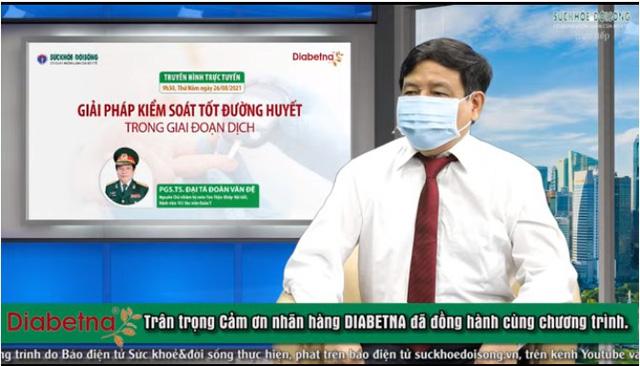 5 lưu ý người bệnh tiểu đường cần biết khi tiêm vaccine phòng Covid-19 - Ảnh 1.