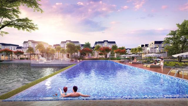 6 dấu ấn nổi bật hút nhà đầu tư tại Thái Hưng Crown Villas - Ảnh 1.