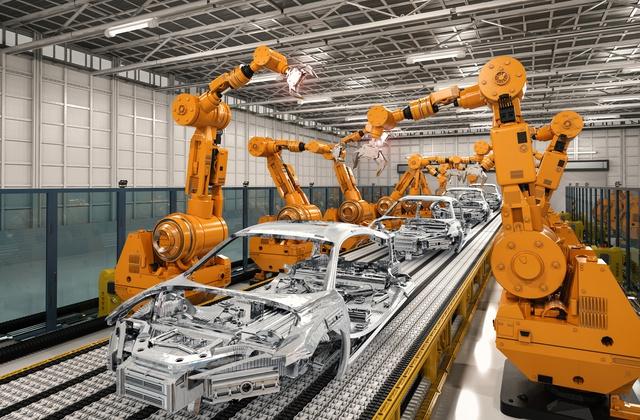 Ứng dụng tự động hóa trong nhà máy: tương lai của ngành sản xuất - Ảnh 2.