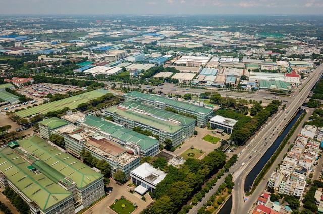 Sức hút của dự án căn hộ an cư khu Tây Sài Gòn - Ảnh 1.