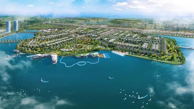 Sức hút của thị trường BĐS Bắc Hà Nội nửa cuối năm 2021 - Ảnh 1.