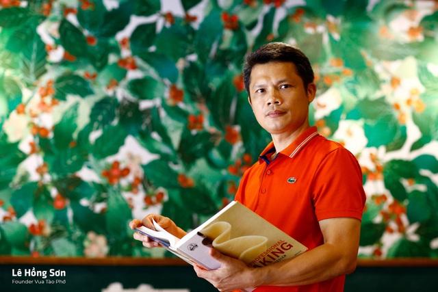 Hành trình hướng về tâm dịch của CEO Lê Hồng Sơn Vua Tào Phớ - Ảnh 1.