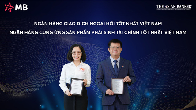 The Asian Banker vinh danh MB ba giải thưởng lớn - Ảnh 2.