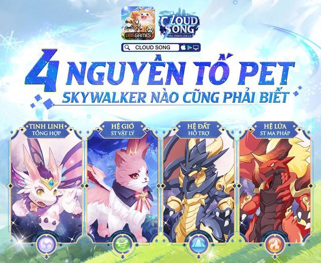 hành trình phiêu lưu của game thủ trong thế giới Cloud Song VNG 7-1-1630315034640379442772