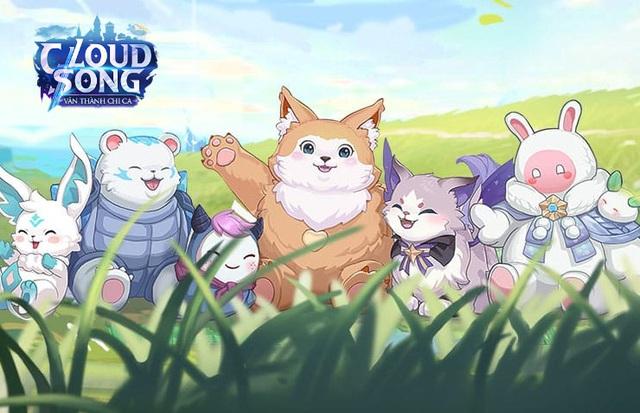 hành trình phiêu lưu của game thủ trong thế giới Cloud Song VNG Photo-1-16303145561482116990794