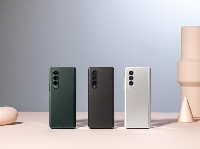 Galaxy Z Fold3/Flip3 đạt thành công lớn tại thị trường quốc tế - Ảnh 2.