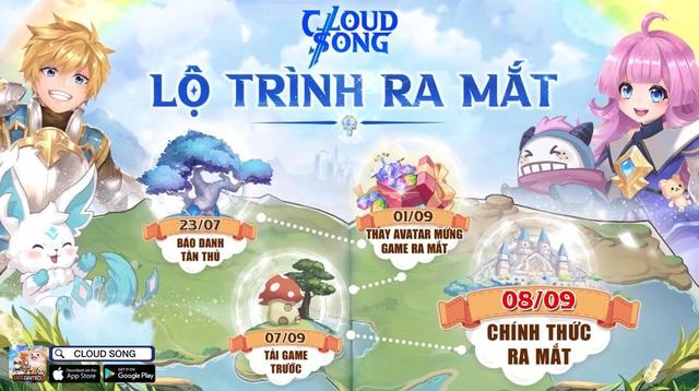 hành trình phiêu lưu của game thủ trong thế giới Cloud Song VNG Photo-7-163031455838085851948
