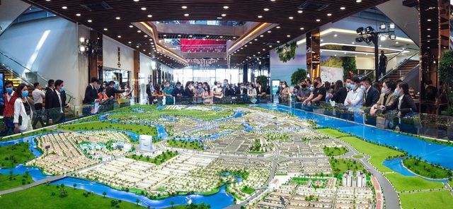 Đô thị sinh thái phía Đông TP.HCM tiếp tục thu hút vốn đầu tư - Ảnh 1.