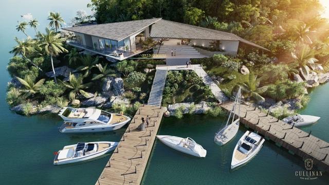 Những thương hiệu hàng đầu hội tụ kiến tạo nên Cullinan Hoà Bình Resort - Ảnh 2.