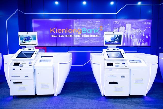 Kienlongbank chuyển đổi số - Từ phòng giao dịch 5 sao đến Digital Bank toàn diện - Ảnh 2.
