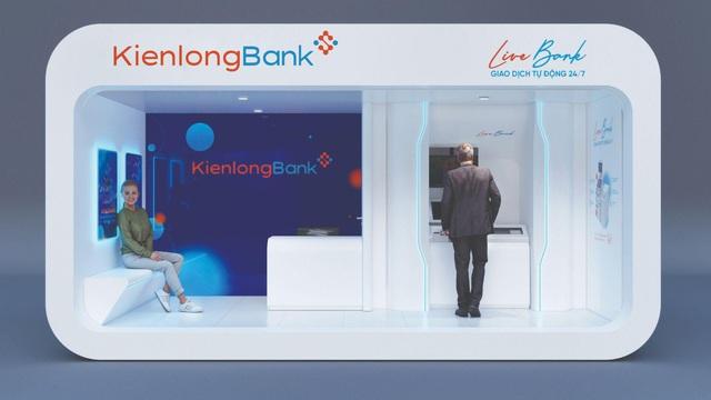 Kienlongbank chuyển đổi số - Từ phòng giao dịch 5 sao đến Digital Bank toàn diện - Ảnh 3.