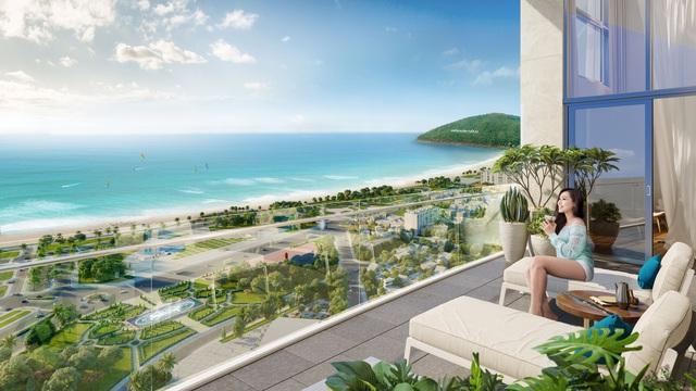 Căn hộ Wyndham Sailing Bay Resort Quy Nhơn – Một khoản đầu tư, ba lợi ích - Ảnh 1.