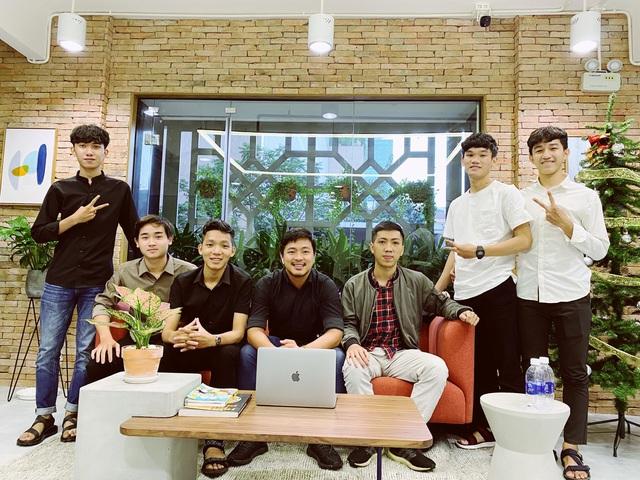 CTO 8X biến start-up thành sàn thương mại nông sản điện tử hàng đầu Việt Nam - Ảnh 3.