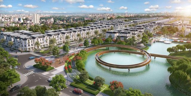 Thái Hưng Crown Villas đón đầu xu thế khu đô thị bán khép kín tại Thái Nguyên - Ảnh 2.
