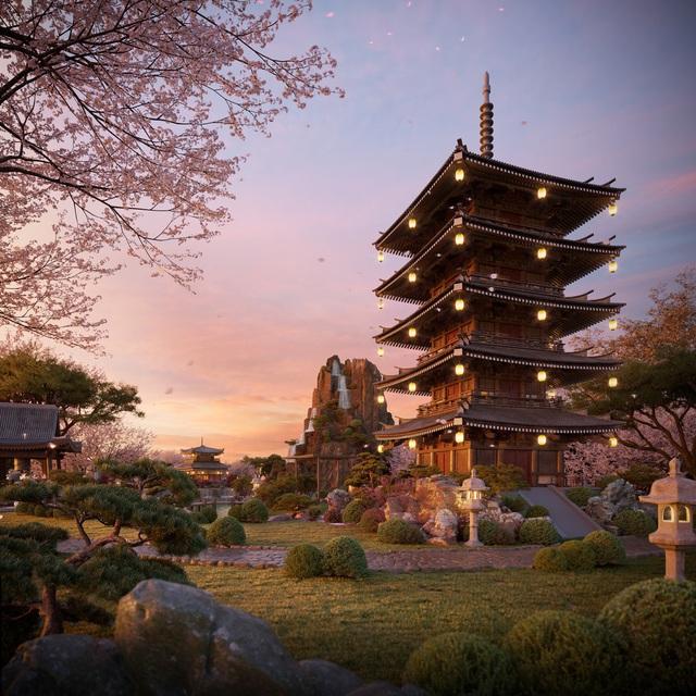 3 ông lớn Nhật Bản bắt tay Ecopark phát triển dự án đưa khoáng nóng vào từng căn hộ - Ảnh 3.
