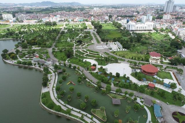Bắc Giang thay da đổi thịt nhờ chính sách quy hoạch hạ tầng giao thông tốt. (Ảnh: Internet)