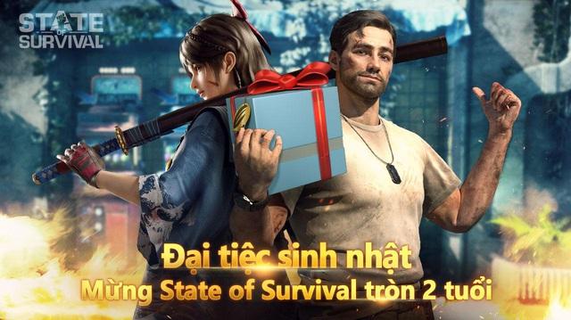 Khó tin nhưng lại vô cùng thuyết phục: Giấc mơ chơi game trúng siêu xe sẽ trở thành sự thật với sự kiện sinh nhật 2 tuổi của State of Survival - Ảnh 1.