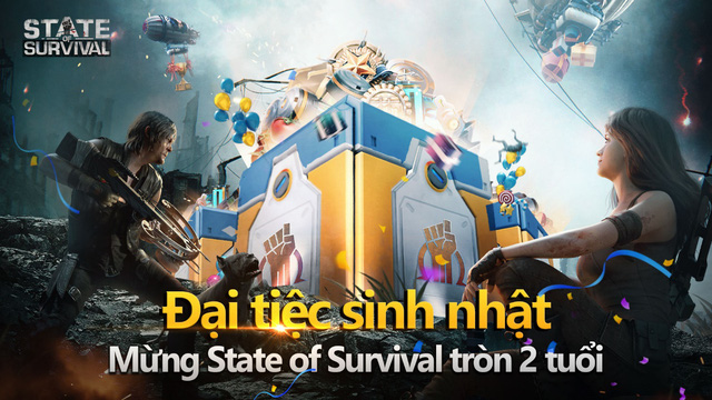 Khó tin nhưng lại vô cùng thuyết phục: Giấc mơ chơi game trúng siêu xe sẽ trở thành sự thật với sự kiện sinh nhật 2 tuổi của State of Survival - Ảnh 2.