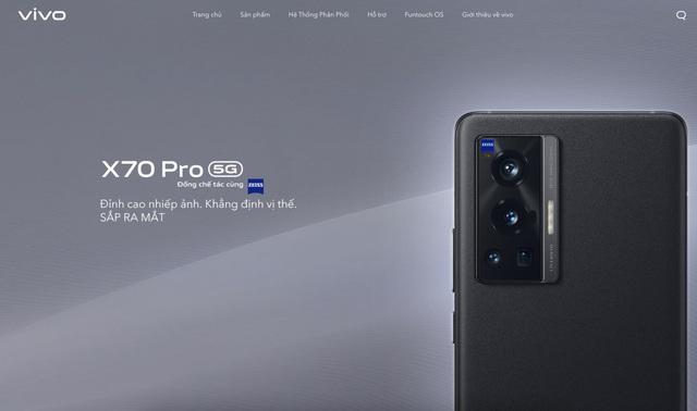 """Chính thức: vivo sẽ ra mắt flagship """"đỉnh cao nhiếp ảnh"""" X70 Pro tại Việt Nam vào ngày 22/9 - Ảnh 1."""