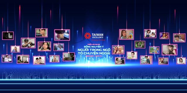 Taiwan Excellence gửi thông điệp tích cực qua buổi triển lãm online - Ảnh 1.