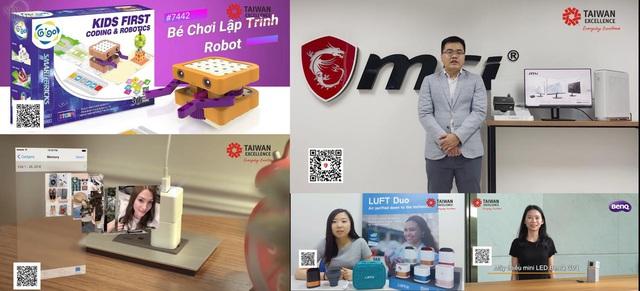 Taiwan Excellence gửi thông điệp tích cực qua buổi triển lãm online - Ảnh 2.