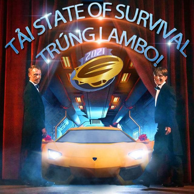 Khó tin nhưng lại vô cùng thuyết phục: Giấc mơ chơi game trúng siêu xe sẽ trở thành sự thật với sự kiện sinh nhật 2 tuổi của State of Survival - Ảnh 3.