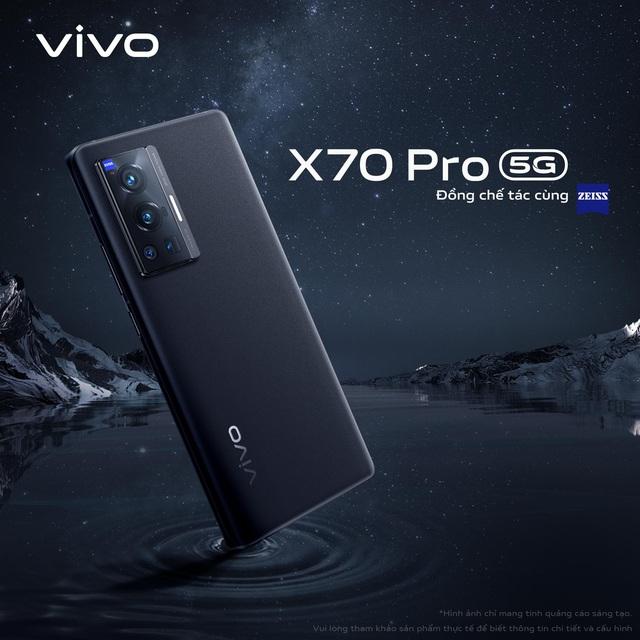 """Chính thức: vivo sẽ ra mắt flagship """"đỉnh cao nhiếp ảnh"""" X70 Pro tại Việt Nam vào ngày 22/9 - Ảnh 3."""