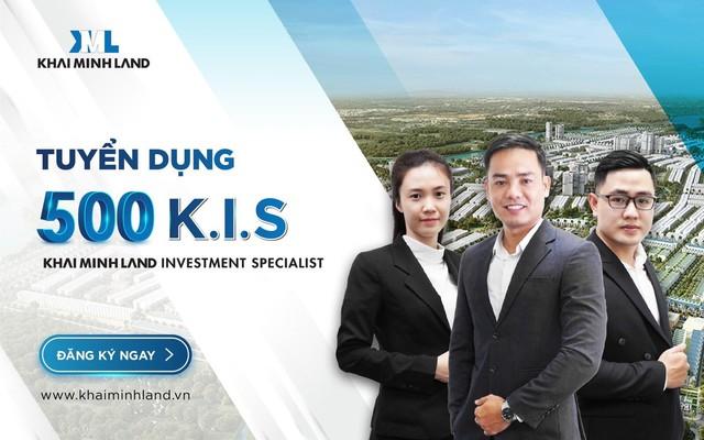 K.I.S – Diện mạo mới của chuyên viên kinh doanh Khải Hoàn Land và Khải Minh Land - Ảnh 1.