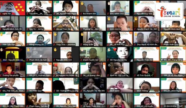 Ra mắt trường dạy trực tuyến tiếng Anh qua môn Toán và Khoa học hàng đầu Việt Nam - Ảnh 1.