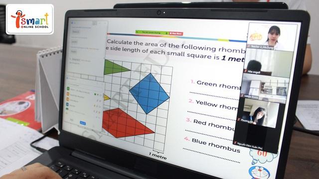 Ra mắt trường dạy trực tuyến tiếng Anh qua môn Toán và Khoa học hàng đầu Việt Nam - Ảnh 3.
