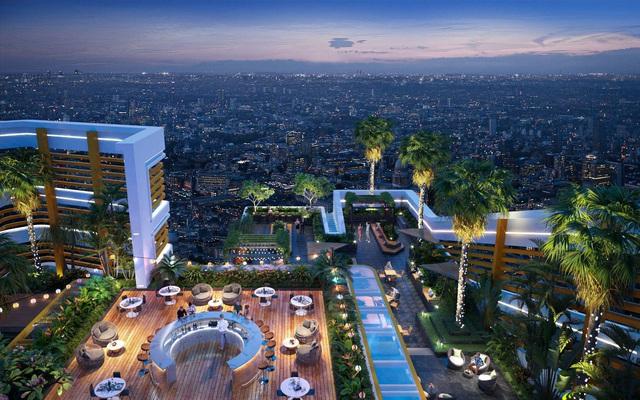 Charm Diamond - Đánh thức chuẩn mực sống đô thị hiện đại - Ảnh 1.