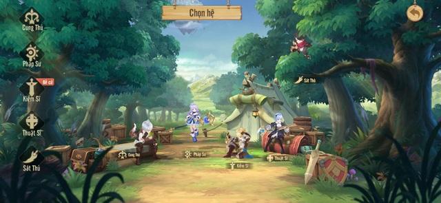 Trải nghiệm Cloud Song VNG: Chất mộng mơ trong từng bước chạy, làn gió lạ của thị phần MMORPG - Ảnh 1.
