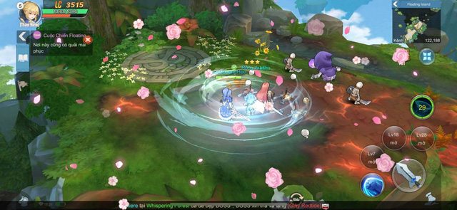 Trải nghiệm Cloud Song VNG: Chất mộng mơ trong từng bước chạy, làn gió lạ của thị phần MMORPG - Ảnh 3.