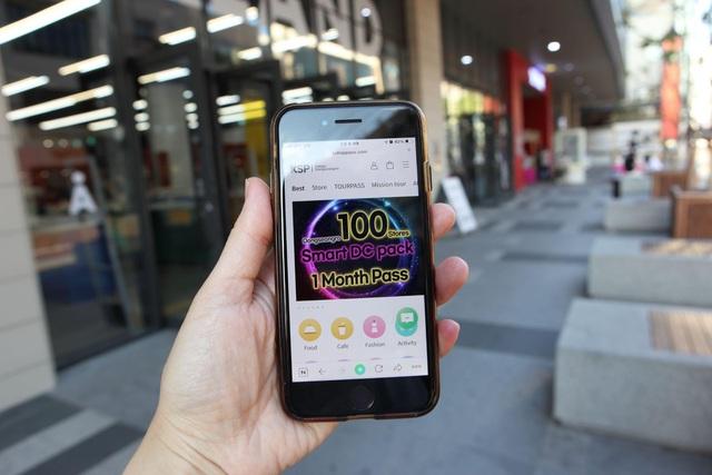 Công nghệ VR đem lại trải nghiệm shopping trong mơ tại Daegu - Ảnh 3.