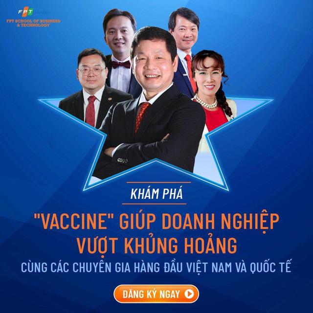 """""""Vaccine cho doanh nghiệp – Từ sống sót đến thịnh vượng"""" hé lộ công thức 5+1 - Ảnh 2."""
