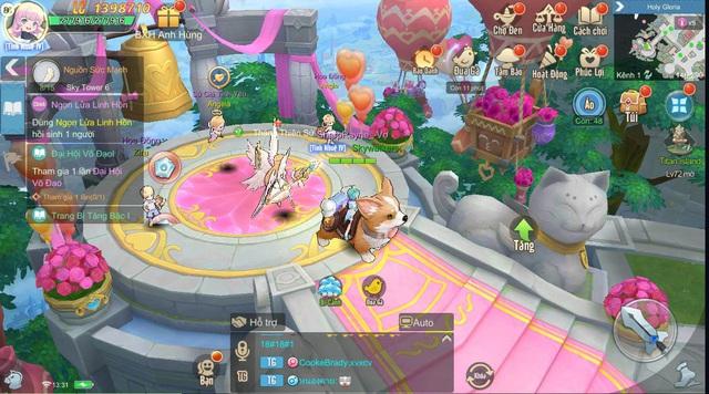 Trải nghiệm Cloud Song VNG: Chất mộng mơ trong từng bước chạy, làn gió lạ của thị phần MMORPG - Ảnh 4.