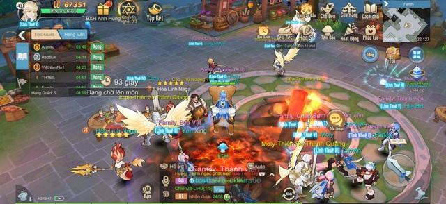 Trải nghiệm Cloud Song VNG: Chất mộng mơ trong từng bước chạy, làn gió lạ của thị phần MMORPG - Ảnh 11.