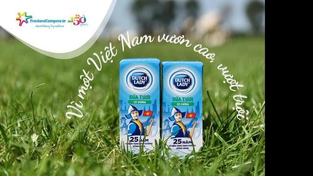 FrieslandCampina kỷ niệm 150 năm với Top 3 trong Sáng kiến tiếp cận dinh dưỡng toàn cầu - Ảnh 1.