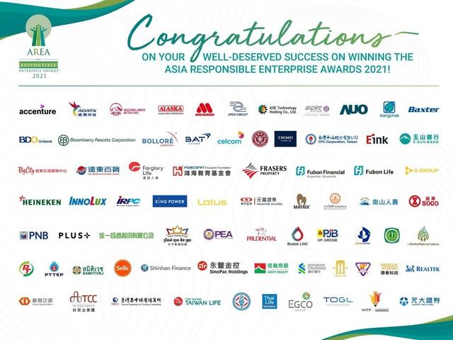 G-Group thắng giải Doanh nghiệp trách nhiệm châu Á 2021 - Ảnh 1.