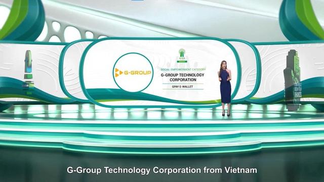 G-Group thắng giải Doanh nghiệp trách nhiệm châu Á 2021 - Ảnh 2.