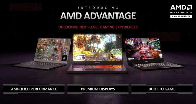 Giải mã AMD Advantage: Quy chuẩn mới cho laptop gaming - Ảnh 1.