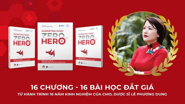 """CEO Lê Phương Dung chắp bút cho hành trình từ """"Zero đến Hero"""" của marketer Dược - Ảnh 2."""