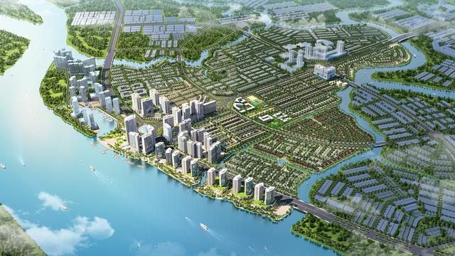 Tập đoàn Nam Long: Nhà quy hoạch đô thị tích hợp theo mô hình quốc tế - Ảnh 2.
