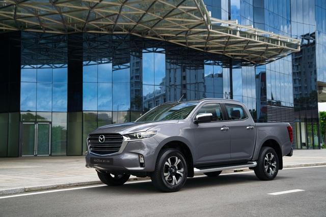 Mazda BT-50 2021 mang luồng gió mới cho phân khúc bán tải đô thị với tiện nghi như SUV cao cấp - Ảnh 2.