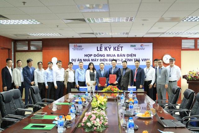 TEG hợp tác chiến lược với các nhà đầu tư nước ngoài - Ảnh 1.