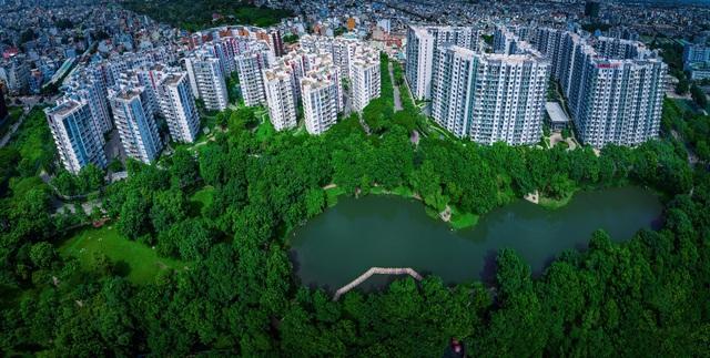Cộng đồng gắn kết tạo nên khu đô thị bền vững - Ảnh 1.