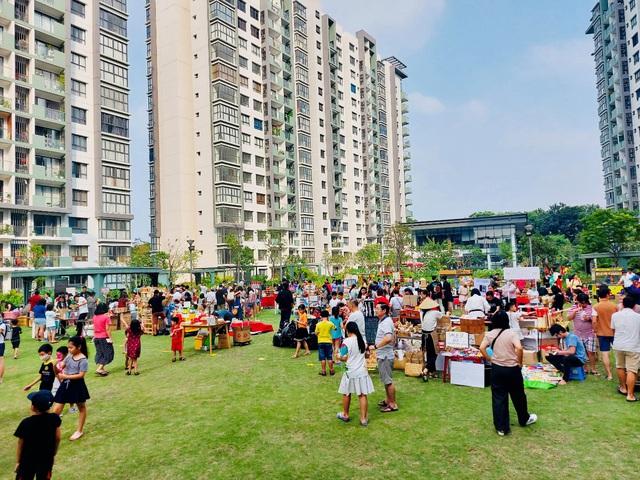 Cộng đồng gắn kết tạo nên khu đô thị bền vững - Ảnh 2.