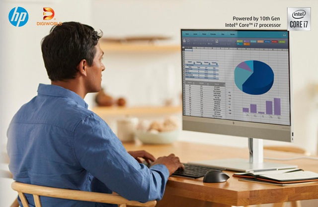 Đầu tư máy tính khi làm việc tại nhà, doanh nghiệp cần quan tâm gì? - Ảnh 1.