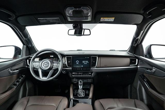 Mazda BT-50 2021 mang luồng gió mới cho phân khúc bán tải đô thị với tiện nghi như SUV cao cấp - Ảnh 3.